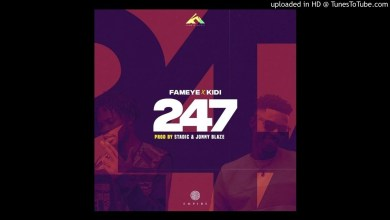 Photo of Fameye Ft. KiDi – 247 Lyrics