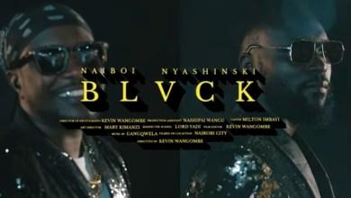 Photo of NAIBOI X NYASHINSKI – BLACK Lyrics