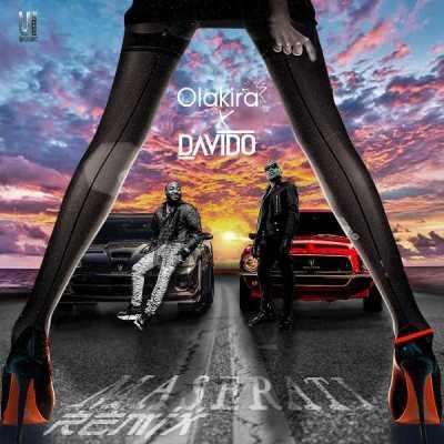 Olakira Ft Davido - Maserati Remix Lyrics
