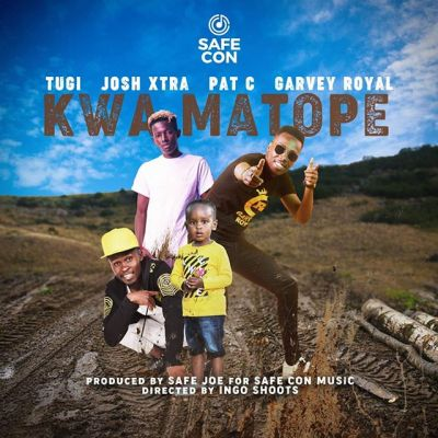 Tugi X Josh Xtra X Garvey Royal X Pat-c - KWA MATOPE Lyrics