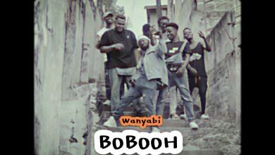 Photo of WANYABI – BOBOOH Lyrics