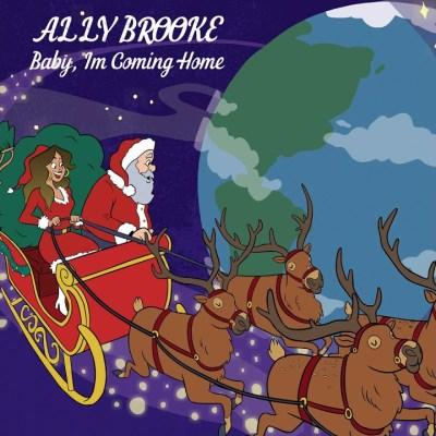 Ally Brooke – Baby I'm Coming Home Lyrics