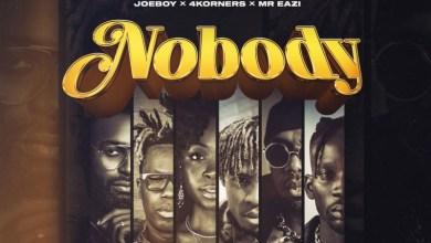 Photo of DJ Neptune Ft 4Korners x Jayd Ink x Joeboy x Kardinal Offishall x Mr Eazi – Nobody (Canada Remix) Lyrics