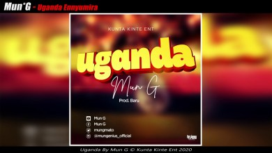 Photo of Mun G – Uganda Lyrics