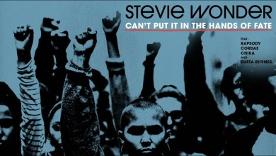 Photo of Stevie Wonder Ft Rapsody x Cordae x Chika & Busta Rhymes – Can't Put It in the Hands of Fate Lyrics