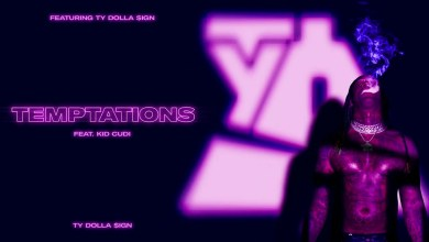 Photo of Ty Dolla $ign Ft Kid Cudi – Temptations lyrics