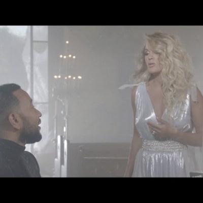 Carrie Underwood x John Legend – Hallelujah Lyrics