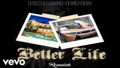 Photo of Konshens – Better Life
