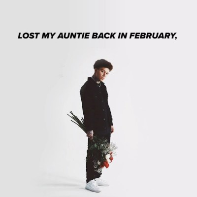 Phora – To the People I Needed, Thank You For Leaving Lyrics