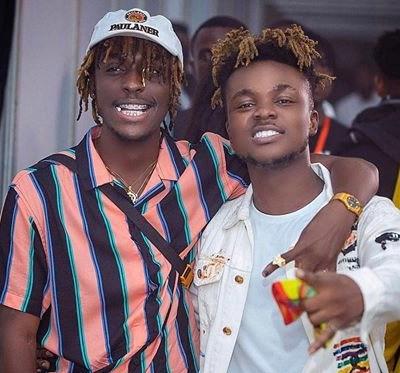 Quamina MP – Bongo Forever Ft Kofi Mole