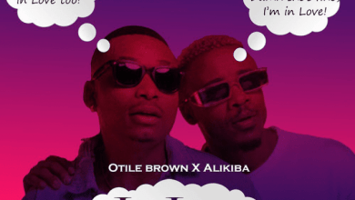 Photo of OTILE BROWN Ft ALIKIBA – In Love Lyrics