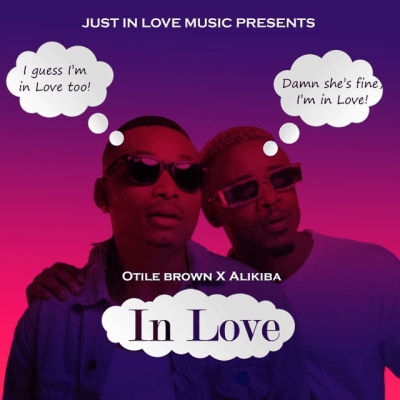 Alikiba x Otile Brown – In Love