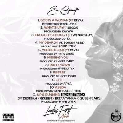 Eno Barony – What's Up Ft Becca (Prod By Kaywa)