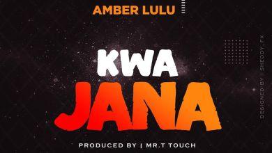 Photo of RONZE Ft AMBER LULU – Kwa Jana Lyrics