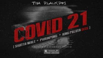 Photo of Tha Blackboi – COVID 21 (Shatta Wale, Phrimpong x King Paluta Diss)