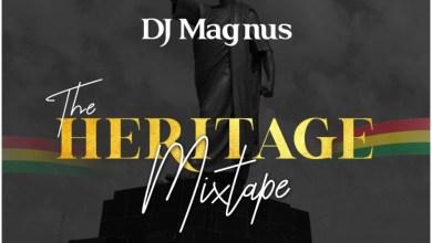 Photo of DJ Magnus – The Heritage Mixtape