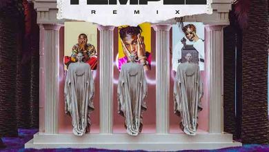 Photo of Aloma – Temple Remix Ft Bella Shmurda & Wande Coal