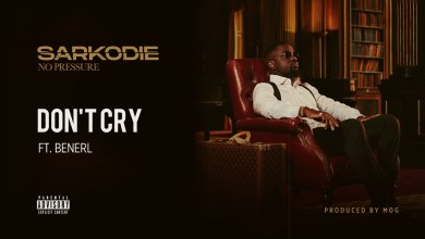 Photo of Sarkodie – Don't Cry Ft Benerl