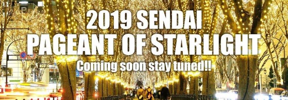 2019 SENDAI光のページェント
