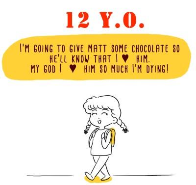 saint valentine cartoon comics
