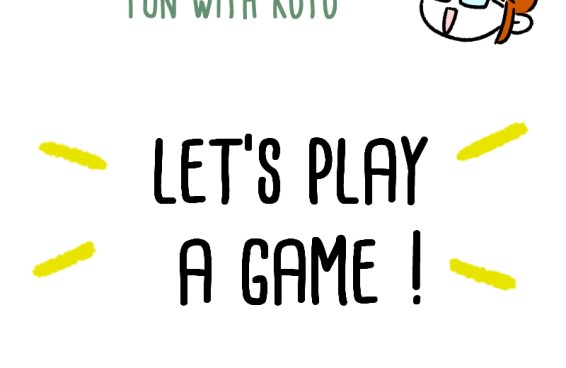 Fun with Koto – Staring contest (part 3 – final)