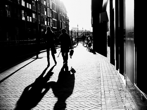 walking street photo