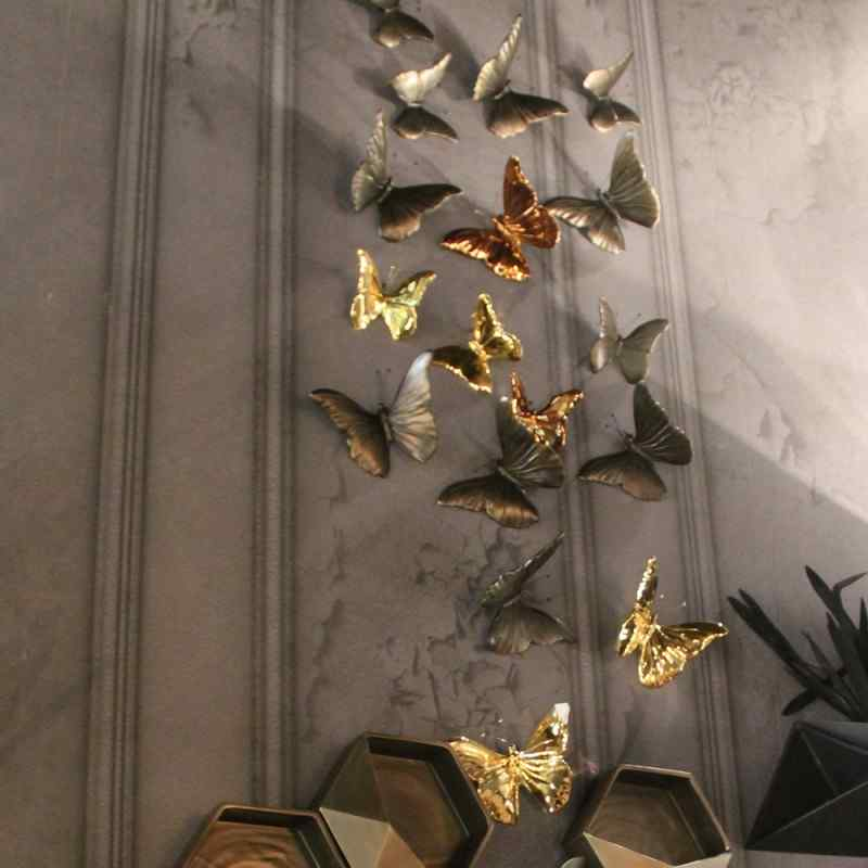 Adriani e Rossi Ceramic Butterfly | koulisfamily.gr - Furniture Patras