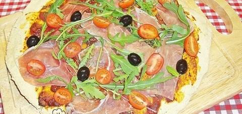 pizza moringa