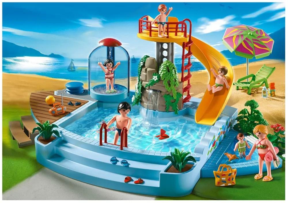 playmobil family fun 4858 pas cher
