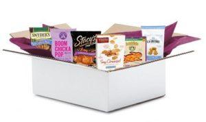 amazon box snacks