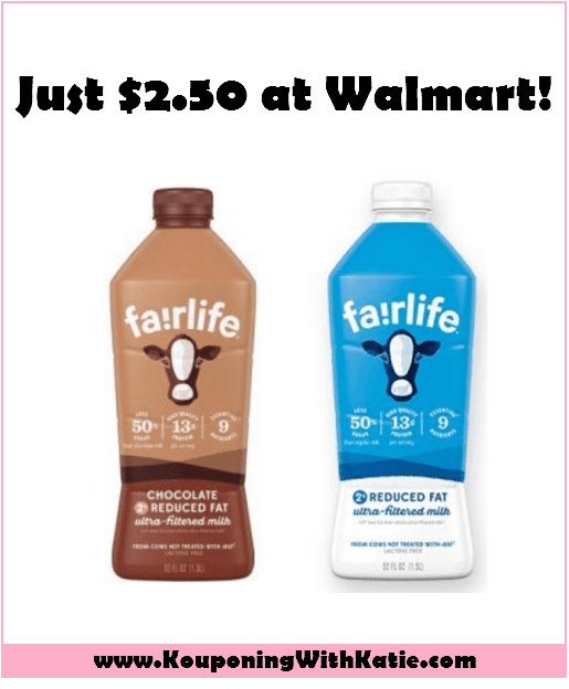 Fairlife milk walmart