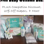 AVAILABLE AGAIN!!! All-In-One Amazon Baby Registry, and a FREE $35 Welcome Box!!!!