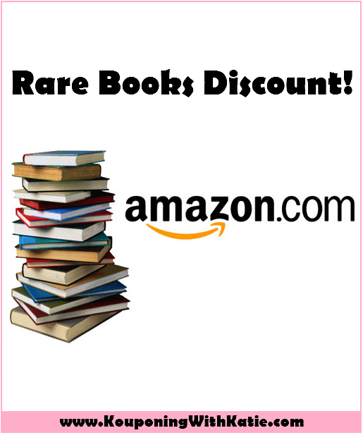 it s back save on amazon books with rare 5 off books promo offer