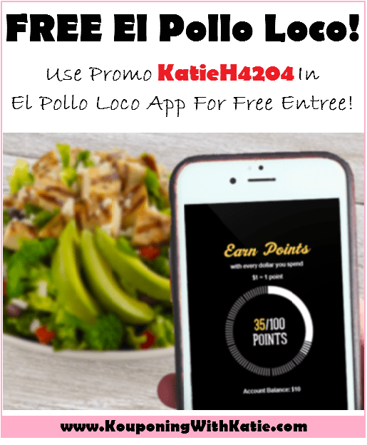 graphic regarding El Pollo Loco Coupons Printable named Absolutely free El Pollo Loco With Fresh new Application!!! Operate About For Evening meal