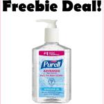 Great Ibotta Bonus Deal! AWESOME QUADRUPLE Stack On Purell Hand Sanitizer = $2 Money Maker!!!
