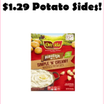 WOW! Ore-Idea Potato Sides, Just $1.29!!!