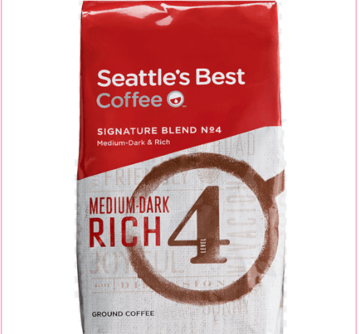 Seattle's Best Coffee, Just $3.35 At Target!!!