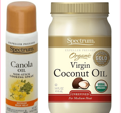 Save On Spectrum Cooking Spray And Coconut Oil At Target!!!