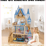 HOT Half Off KidKraft Doll House Deal; AMAZING Gift Idea, Smokin' Price!!!