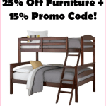 Save 25% Off Target Furniture, PLUS Stacking 15% Off Code, TODAY ONLY!!!