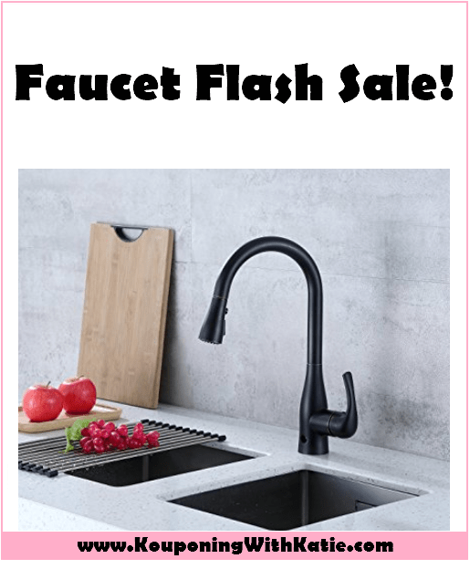 HANDS FREE Kitchen Faucet, Just $135, Today Only!!! Regularly $270 ...