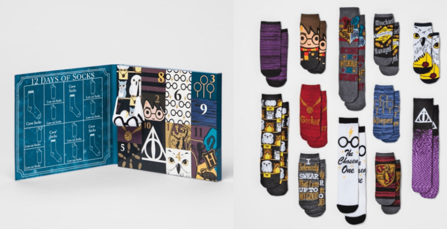 womens disney 12 days of socks 9 11