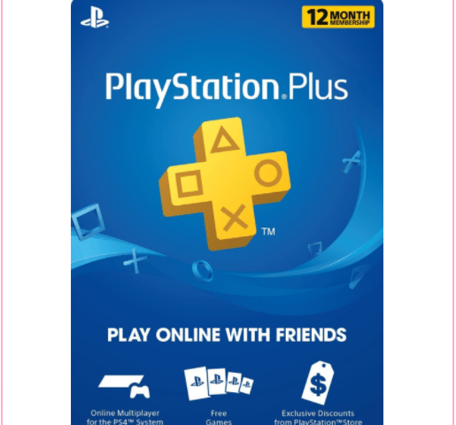 HOT DEAL!!! $60 PlayStation Plus Membership, Just $40!!! BEST PRICE!!!