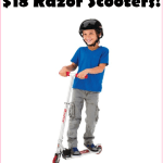 Grab Razor Scooters For $18 Or LESS At Target!!!
