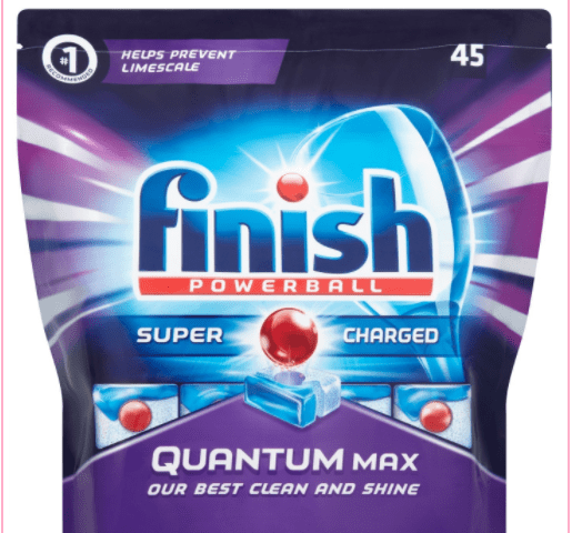 Stock Up On Finish Dish Detergent For Just $0.08 Per Load At Target!!!