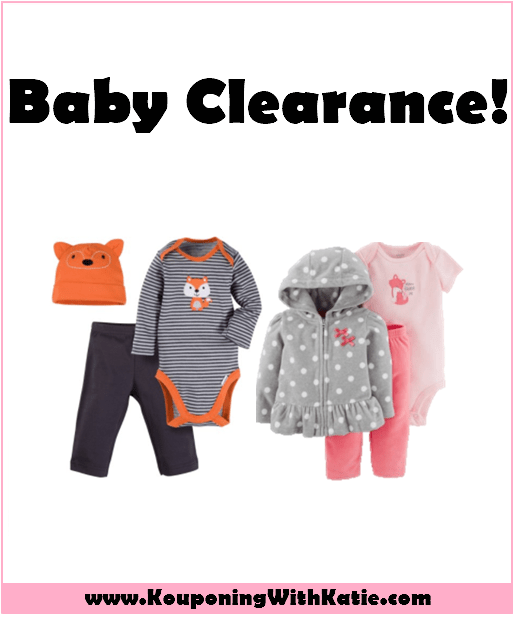 b48b5096dba0 3 Piece Baby Toddler Clothing Set Clearance  Stock Up For  3 ...