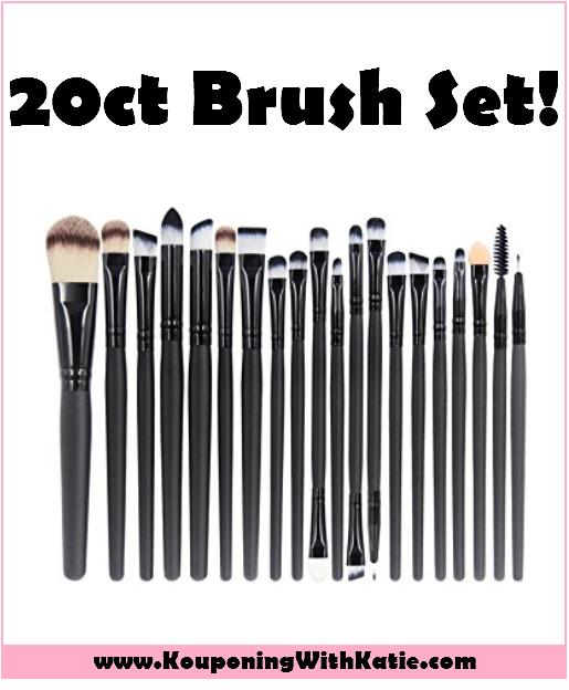 68499b9f7e EmaxDesign 20 Pieces Makeup Brush Set Professional Face Eye Shadow Eyeliner  Foundation Blush Lip Makeup Brushes Powder Liquid Cream Cosmetics  EmaxDesign 20 ...