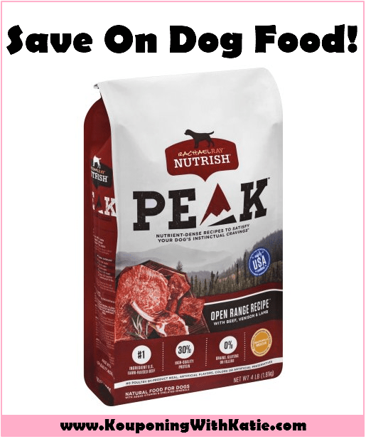 image relating to Printable Rachael Ray Dog Food Coupons named Conserve 50 % Upon Rachael Ray Nutrish Pet Foodstuff At Aim