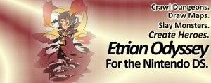 Etrian Odyssey 2