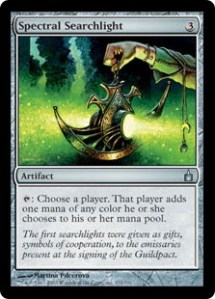 Spectral Searchlight, Mana Acceleration